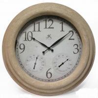 Infinity Flagstone Slate Wall Clock