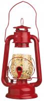 Outside-Inside Hurricane Lantern Bird Feeder