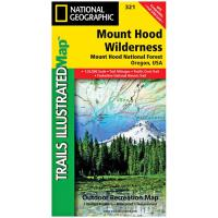National Geographic Maroon Bells Redstone #128