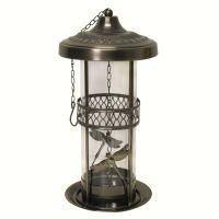 Heath Dragonfly Tres Belle Tube Bird Feeder