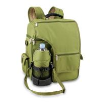 Picnic Time Turismo Backpack, Olive