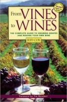 Workman Publishing From Vines to Wines