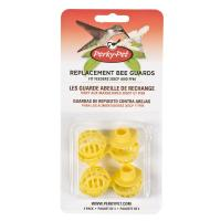 Perky Pet Yellow Bee Guards for Hummingbird Bird Feeders
