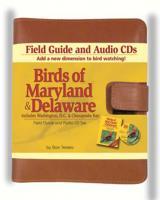 Adventure Publications Birds of Maryland & Delaware FG/CD Set