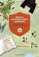 Chronicle Books Small Adventures Journal