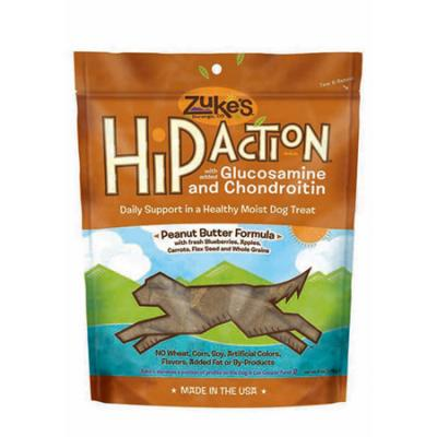 Zukes Hip Action Peanut Butter Treat 16oz