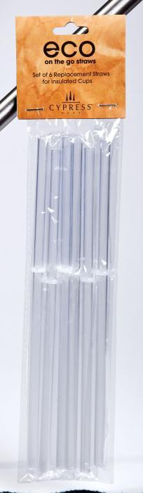 Evergreen Enterprises Replacement Acrylic Straws