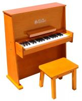 Schoenhut Day Care Durable Spinet  37-Key 3-Octave Piano, Oak