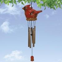 Coyne's Company Cardinal Windchime