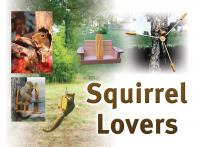 Songbird Essentials Squirrel Lovers Sign
