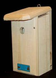 Nuthatch Bird House