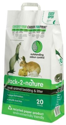 Back-2-nature Small Animal Litter
