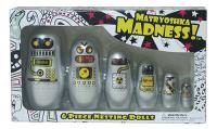 The Original Toy Company Robot Nesting Doll