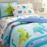Olive Kids Dinosaur Land Twin Comforter Set