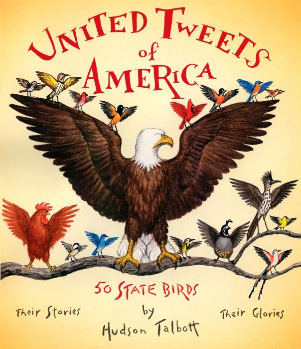 Penguin Group United Tweets of America