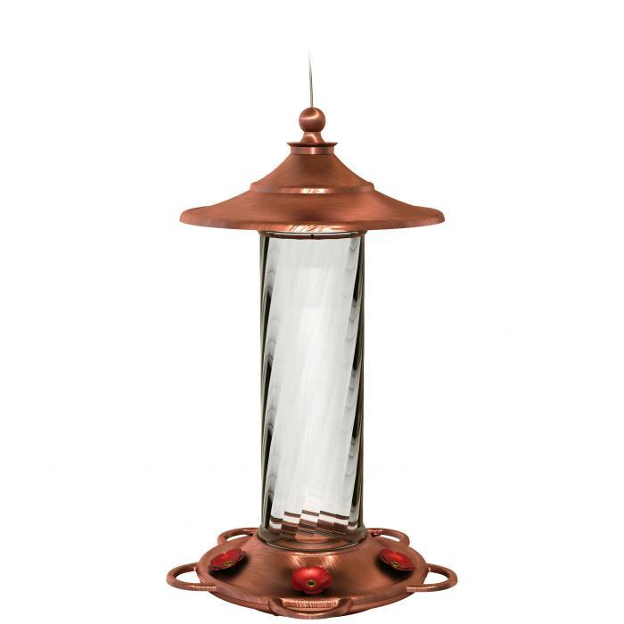 Classic Brands 14 Ounce Glory Hummingbird Bird Feeder