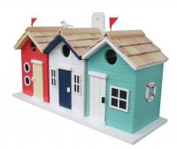 Home Bazaar Brighton Beach Huts Birdhouse