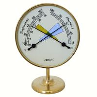 Conant Custom Brass Comfortmeter Living Finish Brass