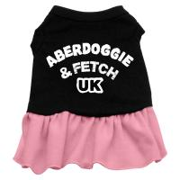 Aberdoggie UK Dog Dress - Pink XXXL