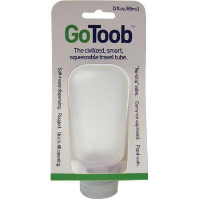 Human Gear Gotoob Large Liquid Transport Tube, Clear