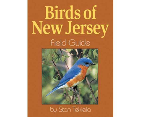 Adventure Publications Birds New Jersey Field Guide