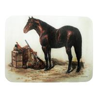 Rivers Edge Products Cutting Board Horse w/Saddle