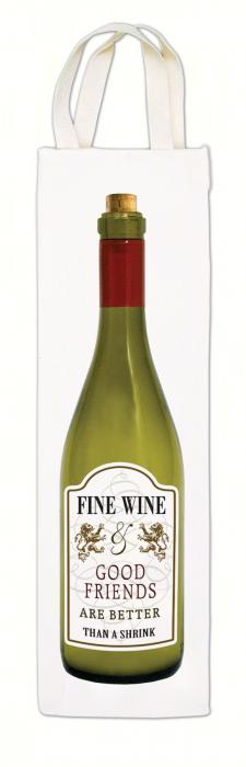 Alice's Cottage Fine Wine Wine Caddy