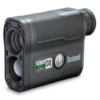 Bushnell 6x21 Scout DX 1000 ARC Laser Range Finder, Black