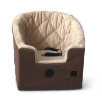 "K&H Pet Products Bucket Booster Pet Seat Large Tan 20"" x 24"" x 20"""