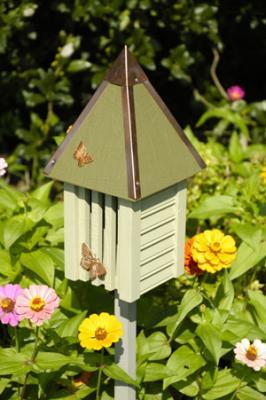 Heartwood Flutterbye Butterfly House, Celery