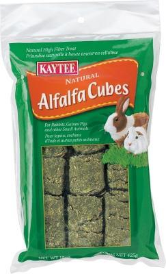 Alfalfa Cubes 15 Oz