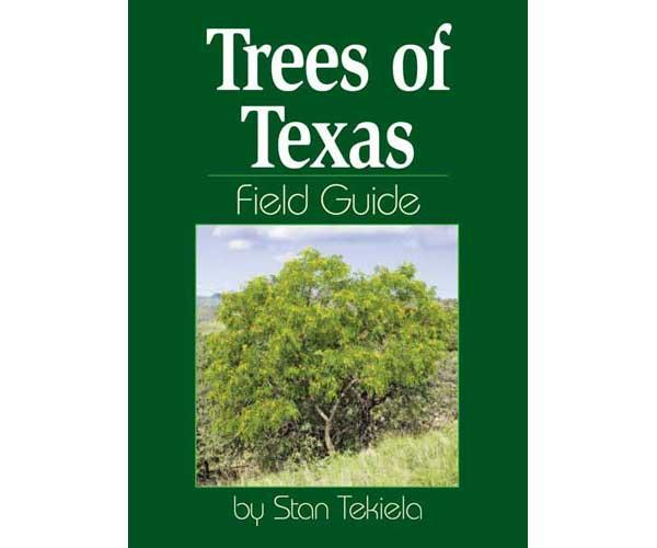 Adventure Publications Trees Texas Field Guide