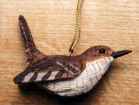 Songbird Essentials Wren Ornament