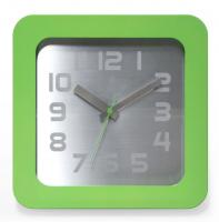 Infinity Times Square Green Wall Clock