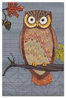 Tree Free Greetings Awesome Owls II Eco Notes