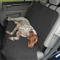 Petego Dog Car Seat Protector, Rear, Anthracite, X-Large