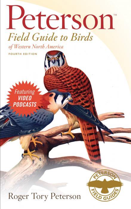 Peterson Books FG Western Birds 4th Edition