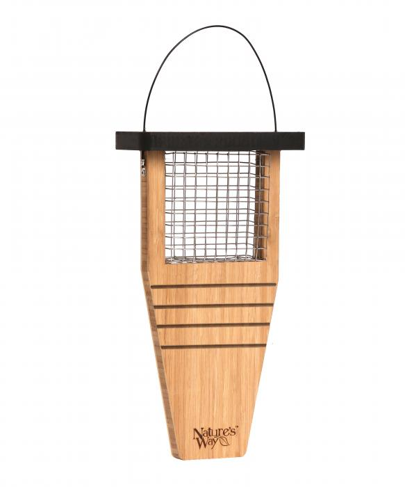 Nature's Way Bamboo Tail Prop Suet Feeder