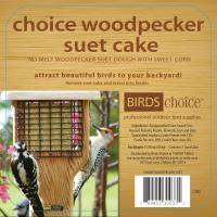 Bird's Choice Choice Woodpecker Cake - 11.75 oz