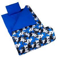Olive Kids Blue Camo Original Sleeping Bag