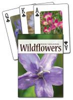 Adventure Publications Wildflowers of the Rocky Mountains Playing Cards