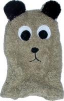 Bear Critter Bath Puppet