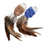 Crinkle Fish Cat Toy