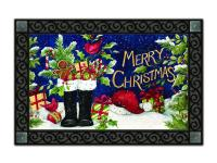 Magnet Works Santa's Boots Mat Mate