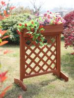 Convenience Concepts  Raised Planter Box (Red Cedar)