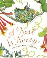 Chronicle Books A Nest is Noisy