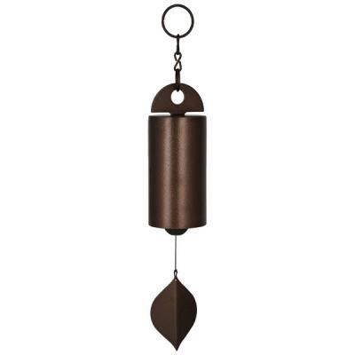 Heroic Windbell - Antique Copper, Medium