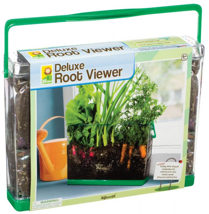 Toysmith Deluxe Root Viewer