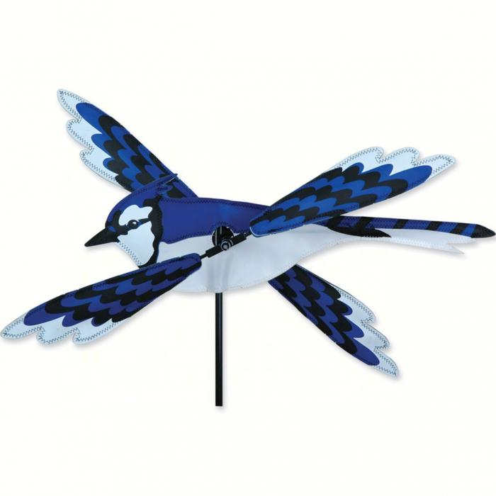 Premier Designs 18 inch Blue Jay Spinner