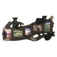 5 Photo Bear Picture Frame